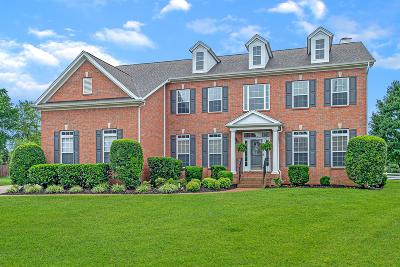 Mount Juliet Single Family Home For Sale: 4306 Adelaide Ct