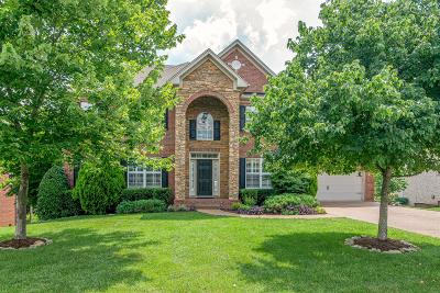 Brentwood  Single Family Home For Sale: 1543 Red Oak Ln