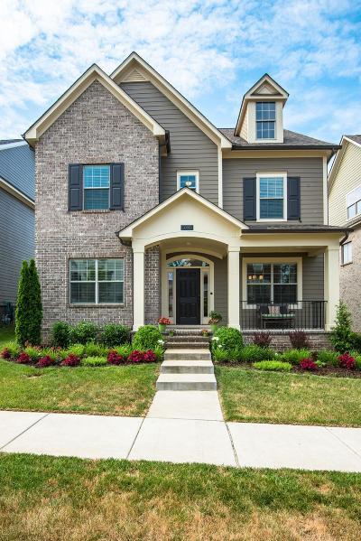 Franklin Single Family Home For Sale: 1050 Nolencrest Way