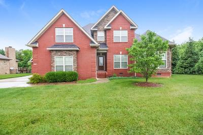 Murfreesboro Single Family Home For Sale: 4260 Garcia Blvd