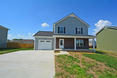 Clarksville Single Family Home For Sale: 337 Autumn Creek