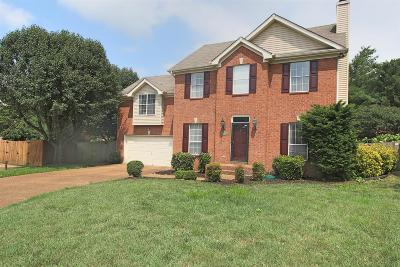 Franklin Single Family Home For Sale: 612 Independence Dr E