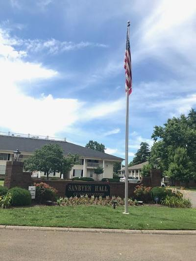 Murfreesboro Condo/Townhouse For Sale: 1280 Middle Tennessee Blvd #H-1