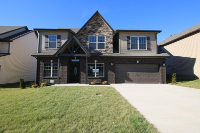 Single Family Home For Sale: 467 Summerfield