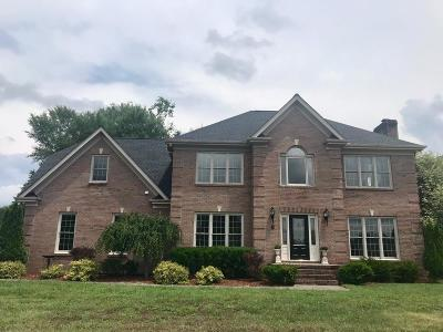 Single Family Home For Sale: 8502 Cainsville Pike