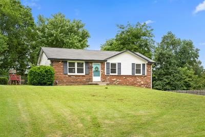 Clarksville Single Family Home Active Under Contract: 2177 Blakemore Dr
