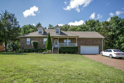Goodlettsville Single Family Home Active Under Contract: 2109 Creek Trl