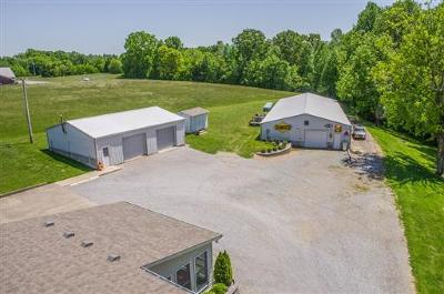Sumner County Commercial For Sale: 1626 New 52 Highway E