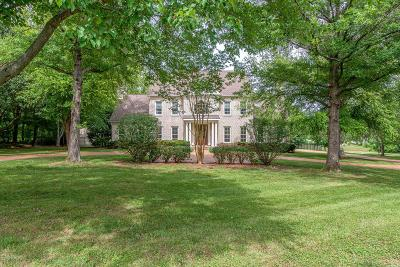 Brentwood Single Family Home Active Under Contract: 512 Wilson Run