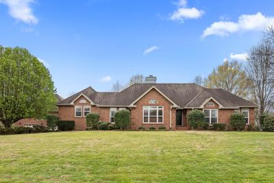 Hendersonville Single Family Home For Sale: 1013 Heritage Woods Dr