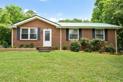 Clarksville Single Family Home For Sale: 1311 Old Gratton Rd