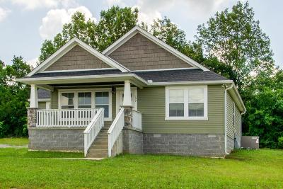Lewisburg Single Family Home For Sale: 157 Moriah Ave