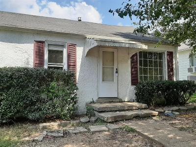 Maury County Single Family Home For Sale: 607 Westover Dr