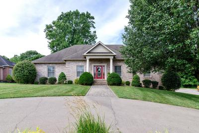 Springfield Single Family Home Active Under Contract: 3589 Legacy Dr