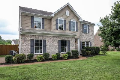 Hendersonville Single Family Home For Sale: 117 Hattie Court
