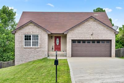 Clarksville Single Family Home For Sale: 1531 Tylertown Rd