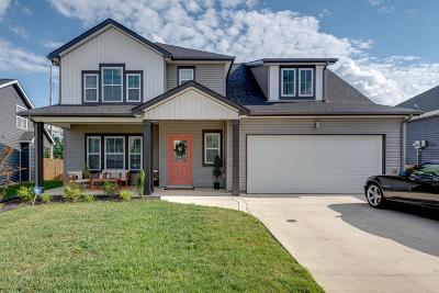 Clarksville Single Family Home For Sale: 1144 Eagles Bluff Dr
