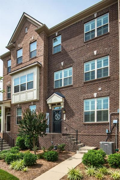 Brentwood Condo/Townhouse For Sale: 5121 Ander Drive