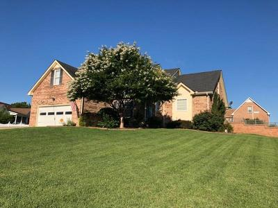 Clarksville Single Family Home For Sale: 402 Waterfall Dr