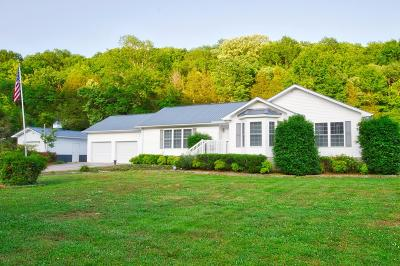 Bradyville TN Single Family Home Active Under Contract: $280,000