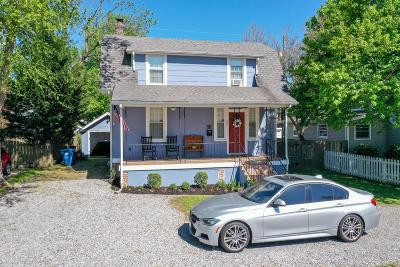 Old Hickory Single Family Home For Sale: 907 Hadley Ave