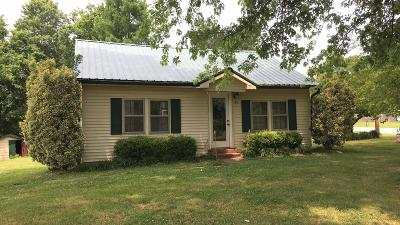 Paris Single Family Home For Sale: 25 Old Union Rd