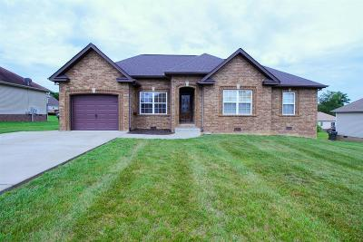Springfield Single Family Home Active Under Contract: 436 Palamino Ln