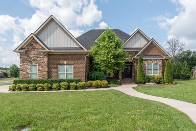 Murfreesboro Single Family Home For Sale: 3030 Landview Dr