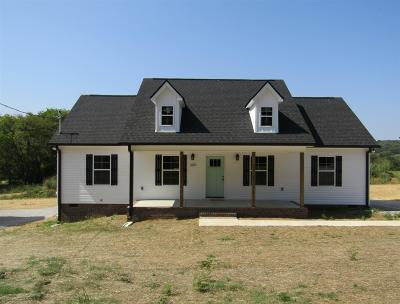 Marshall County Single Family Home For Sale: 1103 Globe Rd