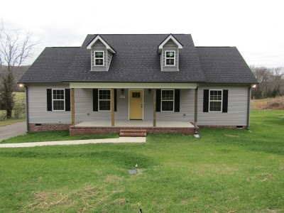 Marshall County Single Family Home For Sale: 1107 Globe Rd