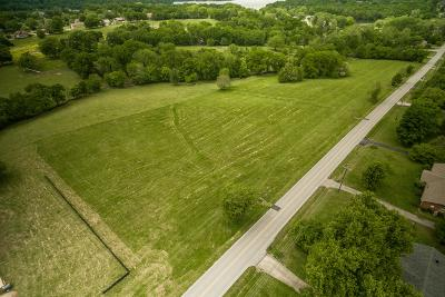 Mount Juliet Residential Lots & Land Active Under Contract: 735 Saundersville Ferry Road