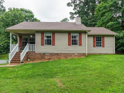 Cross Plains Single Family Home Active Under Contract: 3847 Calista Rd