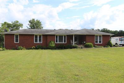 Lebanon Single Family Home Active Under Contract: 4240 Simmons Bluff Rd