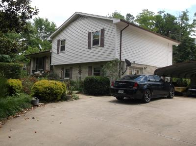 Lawrenceburg Single Family Home For Sale: 1502 Hilltop Dr