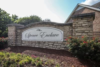 Nashville Condo/Townhouse For Sale: 809 Spence Enclave Ln