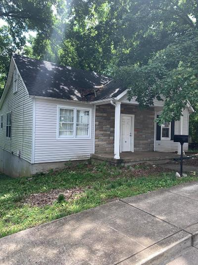Montgomery County Single Family Home For Sale: 631 Elder St