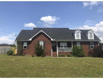 Christiana Single Family Home Active Under Contract: 3035 Cliffside Dr
