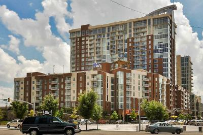 Nashville Condo/Townhouse For Sale: 600 12th Ave S Apt 439 #439
