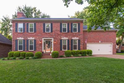 Franklin Single Family Home For Sale: 1167 Buckingham Cir