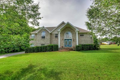 Spring Hill  Single Family Home For Sale: 342 Lakeway Ter