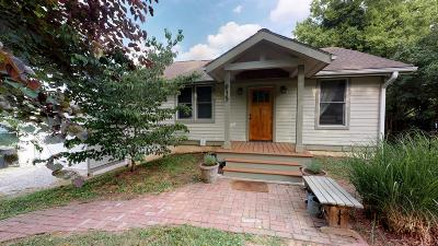 Nashville Single Family Home For Sale: 915 Riverside Dr