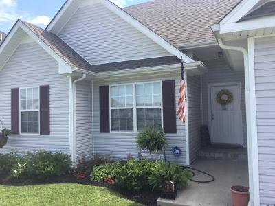 Clarksville Single Family Home For Sale: 1092 Bobcat Dr