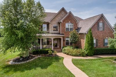 Franklin Single Family Home For Sale: 6058 Stags Leap Way