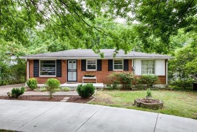East Nashville Single Family Home For Sale: 2826 Jones Ave