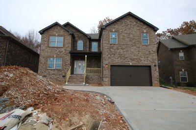 Clarksville Single Family Home For Sale: 5 Roanoke