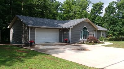 Sparta Single Family Home For Sale: 1409 Ridgewood Dr