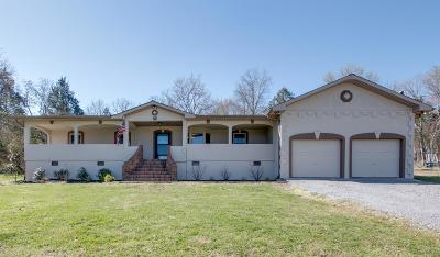 Murfreesboro Single Family Home For Sale: 3722 Stewart Creek Rd