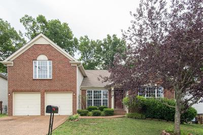 Nashville Single Family Home Active Under Contract: 3320 Tinney Pl