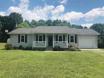 Pleasant View TN Single Family Home For Sale: $209,900