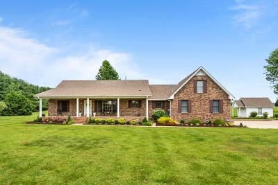 Sumner County Single Family Home For Sale: 117 Hidden Cove Ct